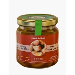 Garlic Marinated in Olive Oil