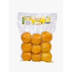 Preserved Lemons Vacuum-Pack